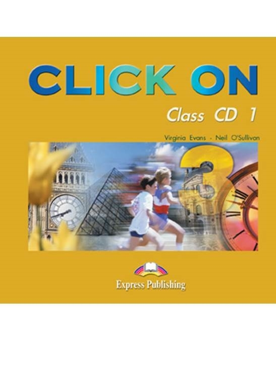 Click On 3. Class Audio CDs (set of 5)