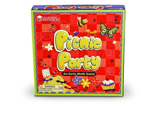 Picnic Party An Early Maths Game