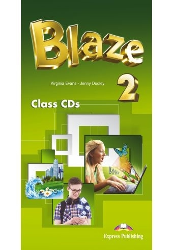 Blaze 2. Class Audio CDs (set of 6)