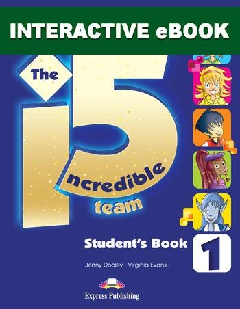 The Incredible 5 Team 1. Podręcznik cyfrowy Interactive eBook (kod)