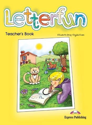 Letterfun. Teacher's Book (wersja polska)