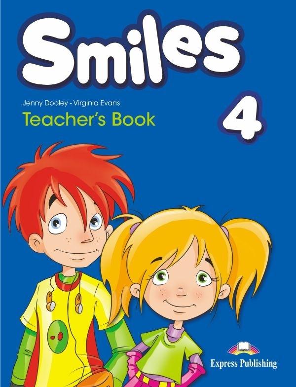 Smiles 4. Teacher's Book