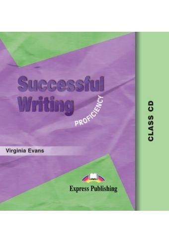 Successful Writing Proficiency. Class Audio CD