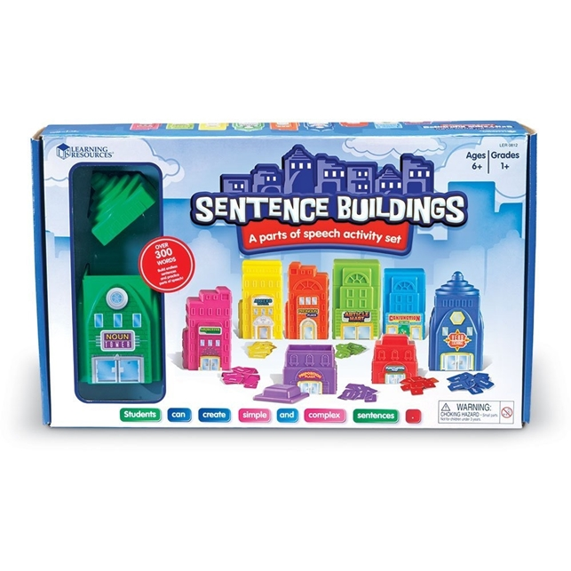 Sentence Buildings