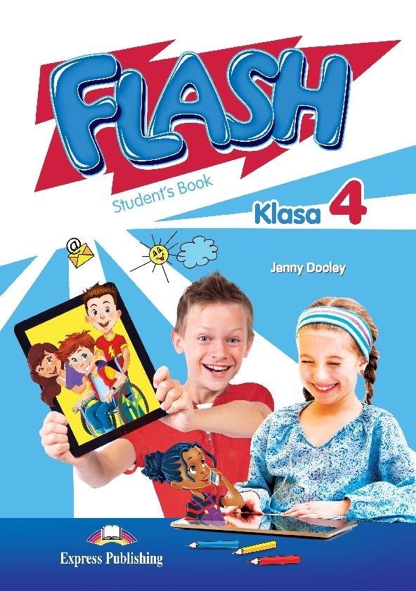 Flash Klasa 4. Podręcznik papierowy