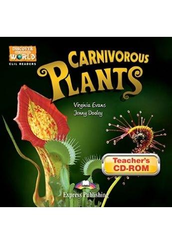 Carnivorous Plants. Teacher's CD-ROM