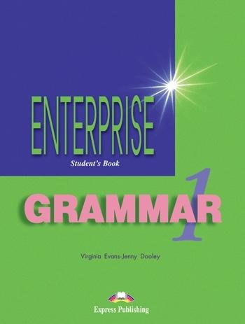 Enterprise 1. Grammar Student's Book