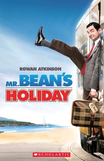 Mr Bean's Holiday. Reader + Audio CD