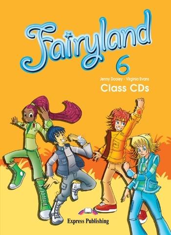 Fairyland 6. Class Audio CDs
