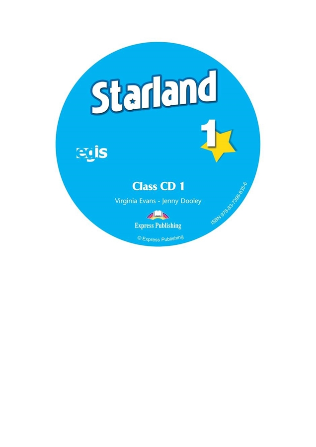 Starland 1. Class Audio CDs (set of 2)