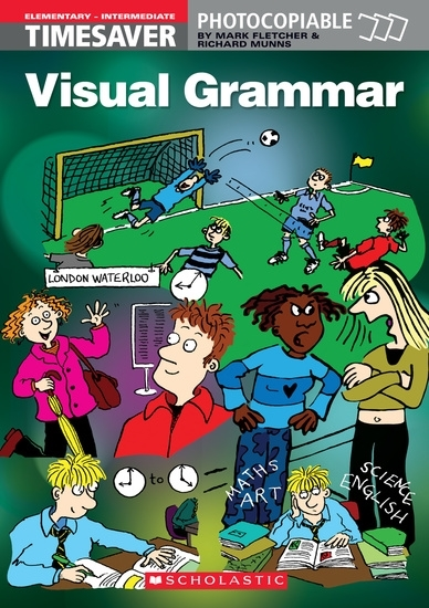 English Timesavers: Visual Grammar
