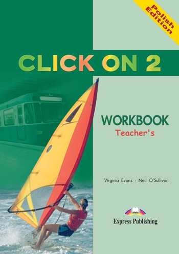 Click On 2. Workbook (Teacher's overprinted) - edycja polska