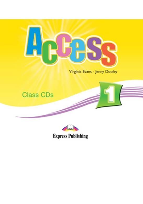 Access 1. Class Audio CDs (set of 4)