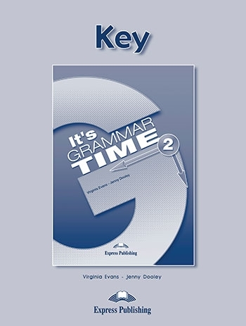 It's Grammar Time 2. Answer Key