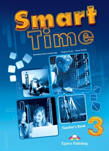 Smart Time 3. Teacher's Book