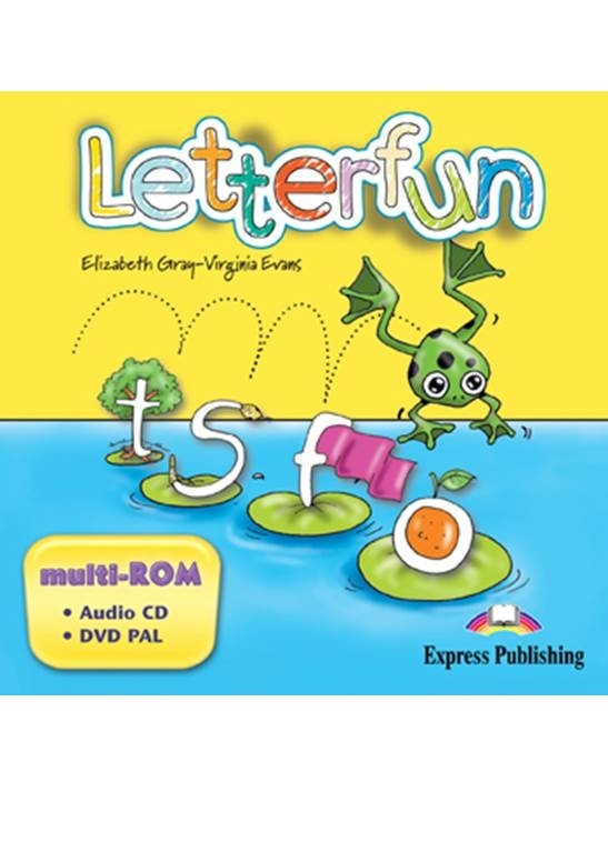 Letterfun. Multi-ROM