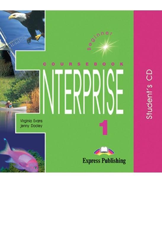 Enterprise 1. Student's Audio CD