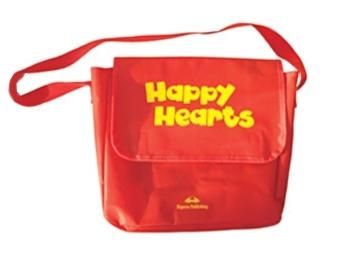 Happy Hearts Starter. Teacher's Bag