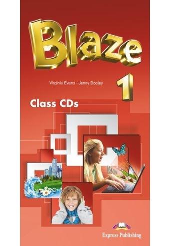 Blaze 1. Class Audio CDs (set of 6)