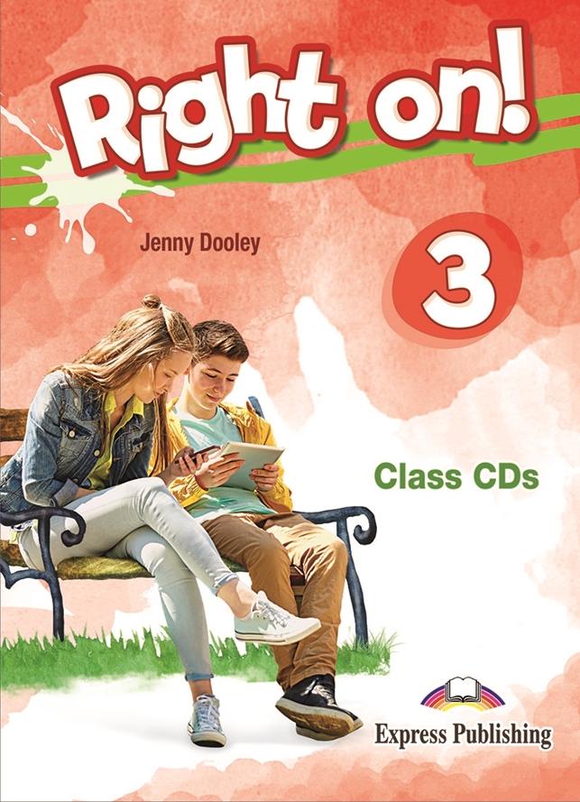 Right On! 3 Class Audio CDs