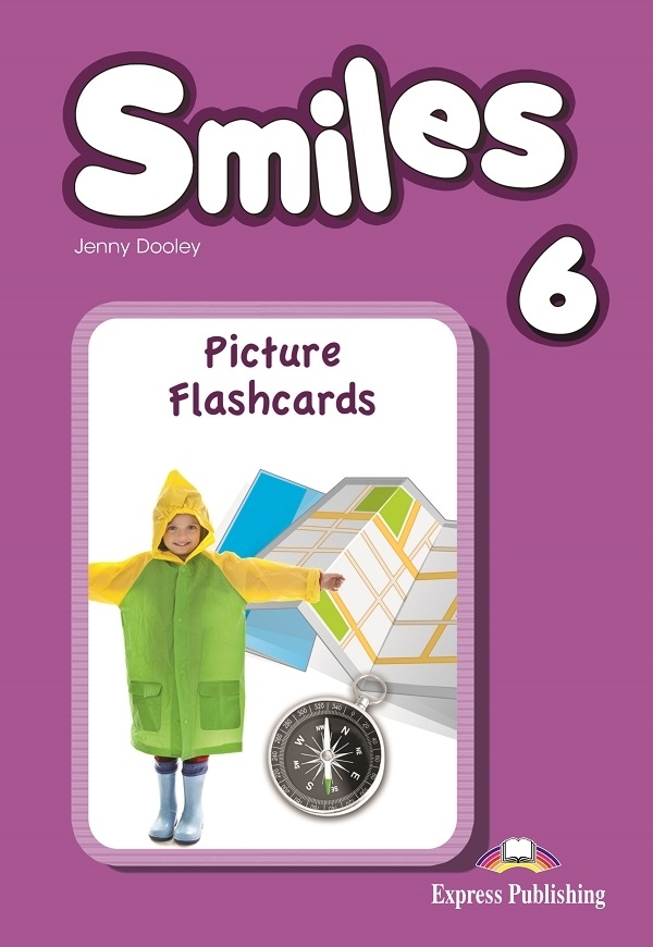 Smiles 6. Picture Flashcards