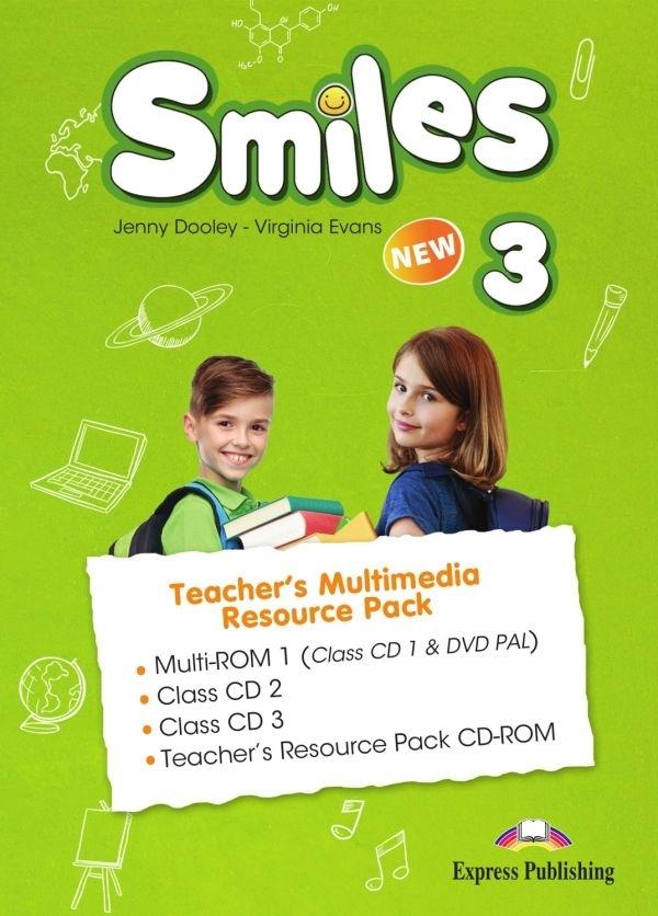 New Smiles 3. Teacher's Multimedia Pack