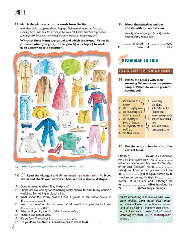 Enterprise 3. Student's Book