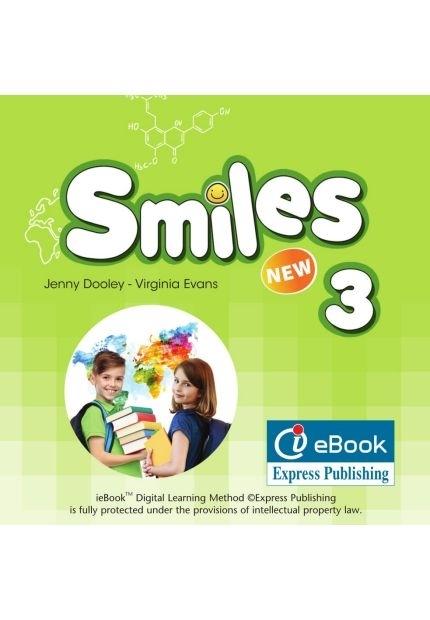 New Smiles 3. Interactive eBook (Podręcznik cyfrowy)