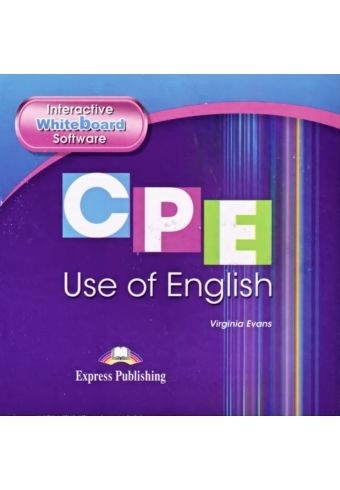 CPE Use of English. Interactive Whiteboard Software