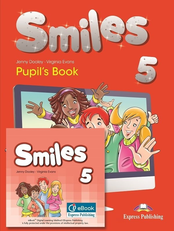 Smiles 5. Pupil's Pack (Pupil's Book + Interactive eBook)