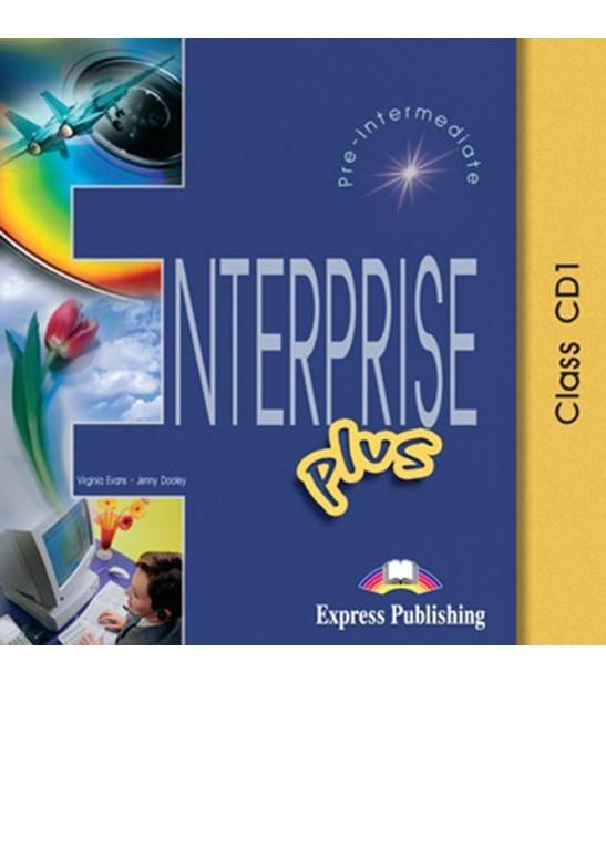 Enterprise Plus. Class Audio CDs (set of 5)