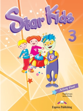 Star Kids 3. Activity Book