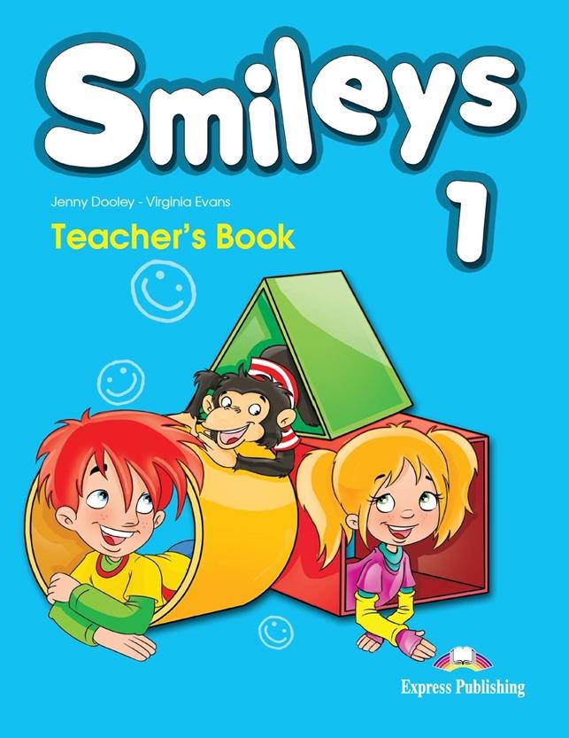 Smileys 1. Teacher's Book + Posters (edycja międzynarodowa)