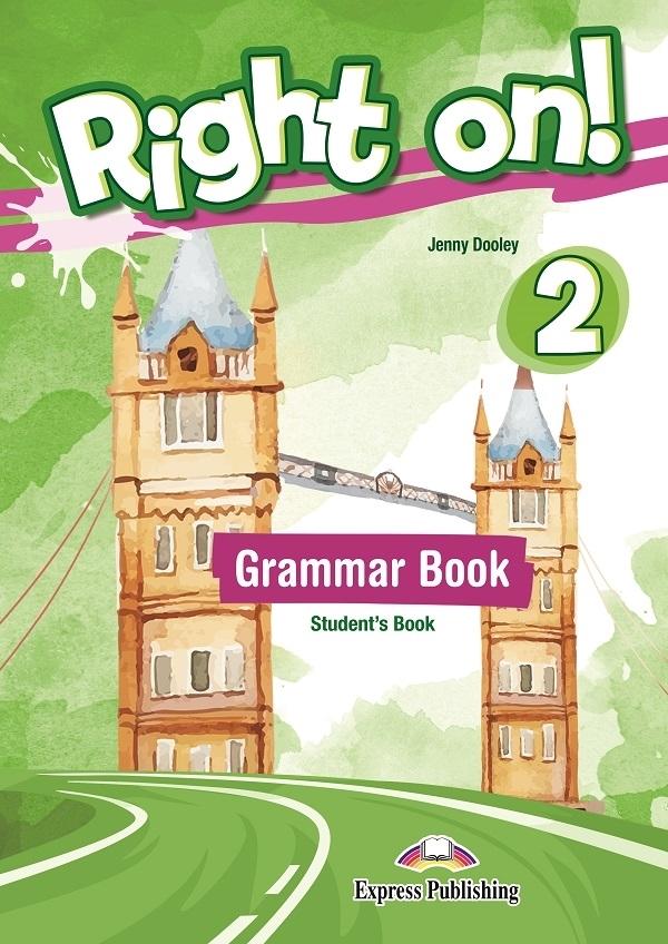 Right On! 2 Grammar Student's (Gramatyka - wersja dla ucznia) + kod DigiBook