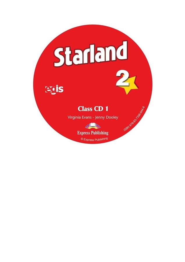Starland 2. Class Audio CDs (set of 2)