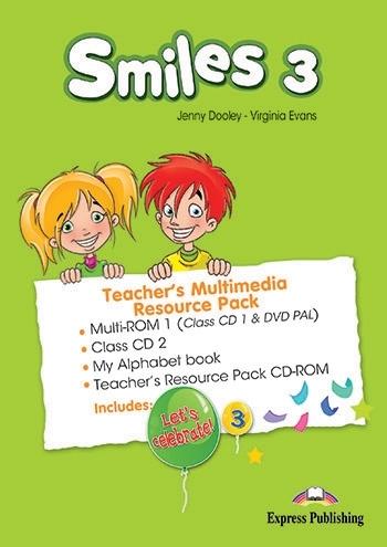Smiles 3. Teacher's Multimedia Resource Pack (edycja międzynarodowa)