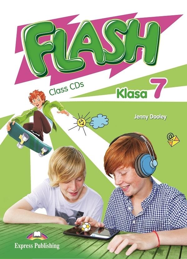 Flash Klasa 7. Class Audio CDs