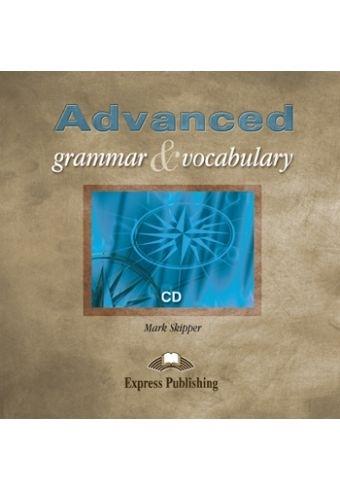 Advanced Grammar & Vocabulary. Audio CD