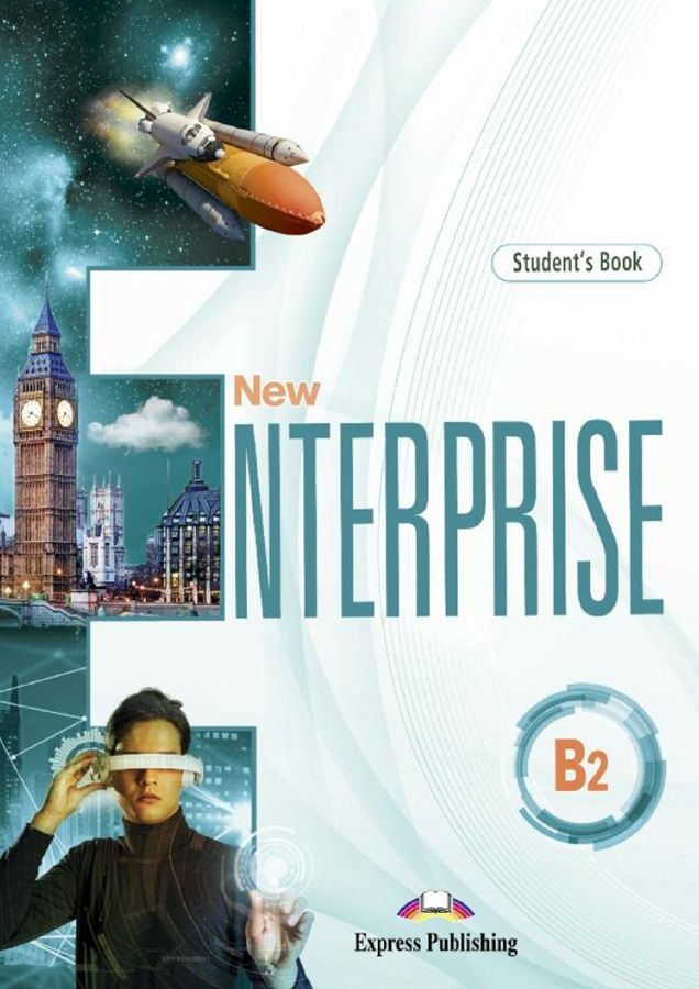 New Enterprise B2 Student's Book (edycja wieloletnia)