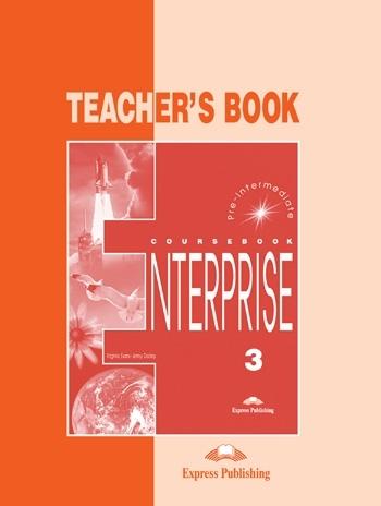 Enterprise 3. Teacher's Book