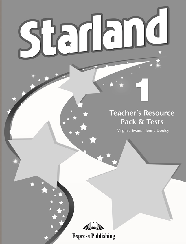 Starland 1. Teacher's Resource Pack & Tests (+ Test Audio CD)