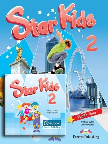Star Kids 2. Pupil's Pack (Pupil's Book + interactive eBook)