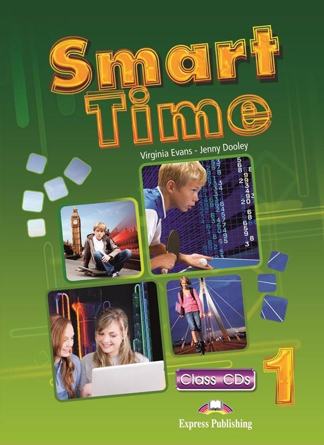 Smart Time 1. Class Audio CDs (set of 4) + Workbook Audio CD