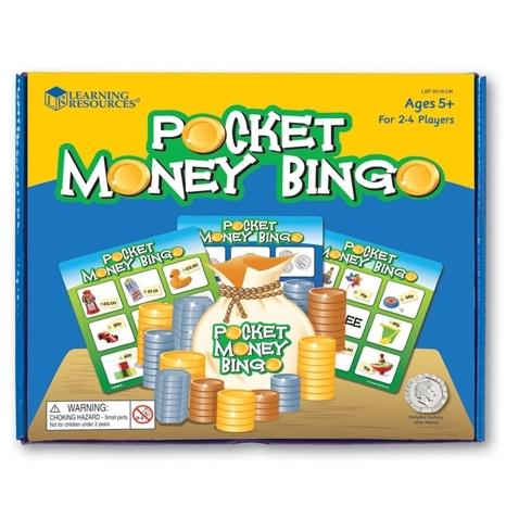 Pocket Money Bingo