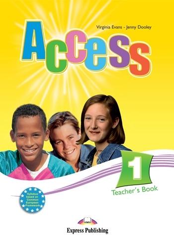 Access 1. Teacher's Book