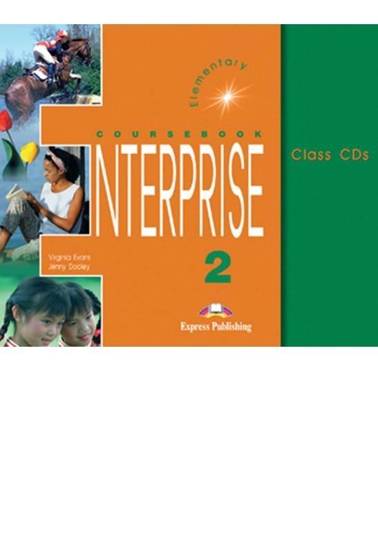 Enterprise 2. Class Audio CDs (set of 3)