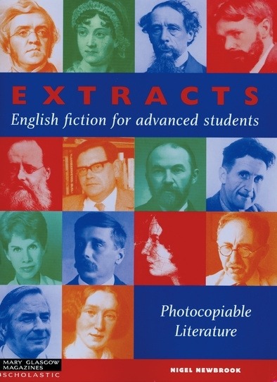 English Timesavers: Extracts: English fiction for advanced students