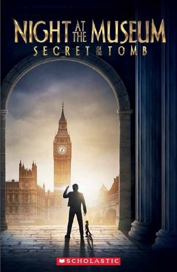 Night at the Museum: Secret of the Tomb. Reader + Audio CD (Poziom: 2)