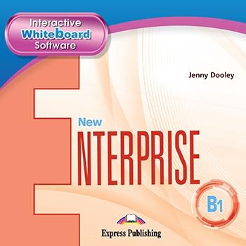New Enterprise B1. IWS (edycja międzynarodowa) (płyta)