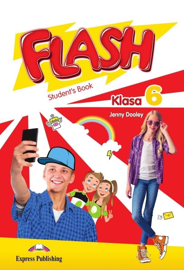 Flash Klasa 6. Student's Book (Podręcznik wieloletni)